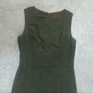 Donna Ricco NY Vintage Wool Sheath Dress Size 10